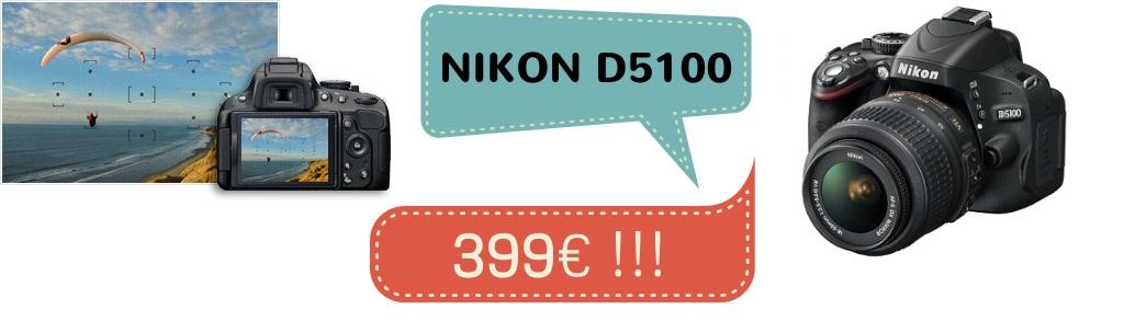 Nikon-D5100-barata