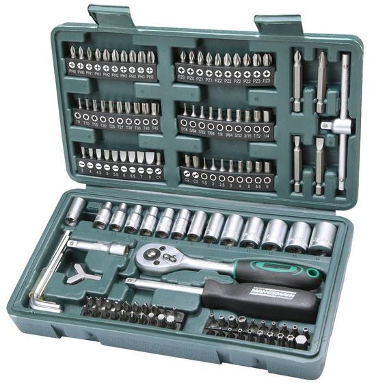 Caja de herramientas Mannesmann barata