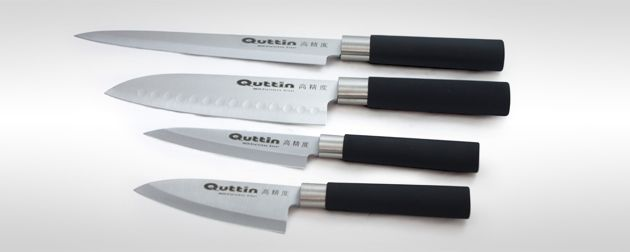 Quttin cuchillos top chef precio
