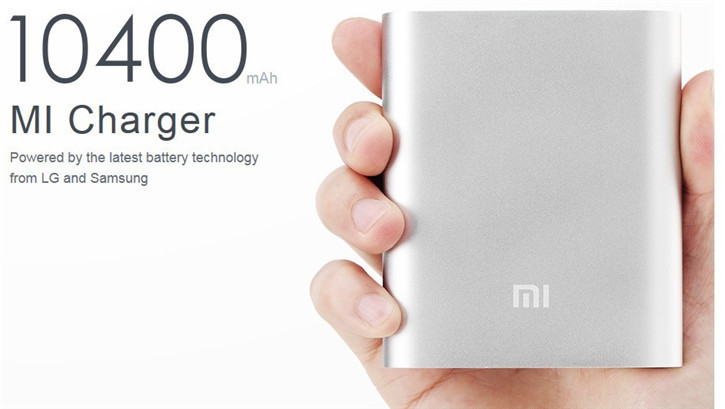 Xiaomi Power Bank 10400mAh Oferta