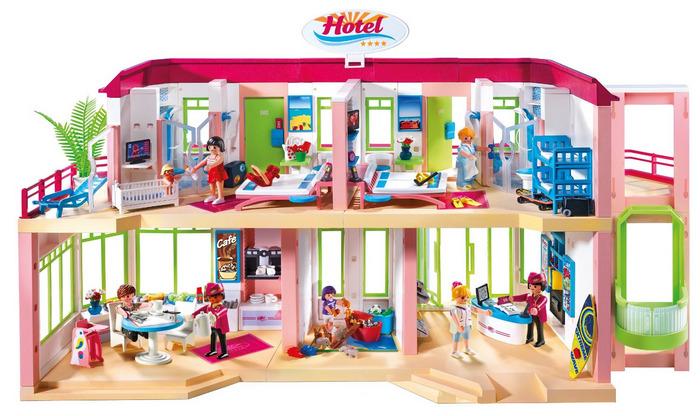 Gran Hotel Playmobil precio chollo