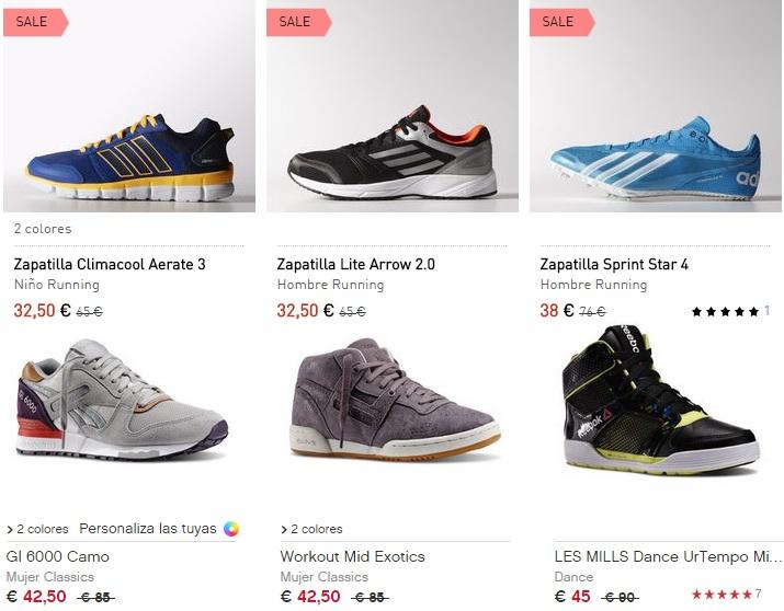 zapatillas adidas running baratas