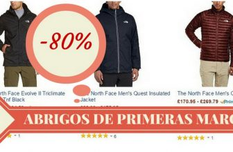 Abrigos de Ski en oferta The North Face, Columbia, O'Neill, Quicksilver, Billabong…hasta 80% de ahorro!!