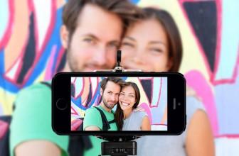 Monopod Bluetooth extensible para los mejores selfies